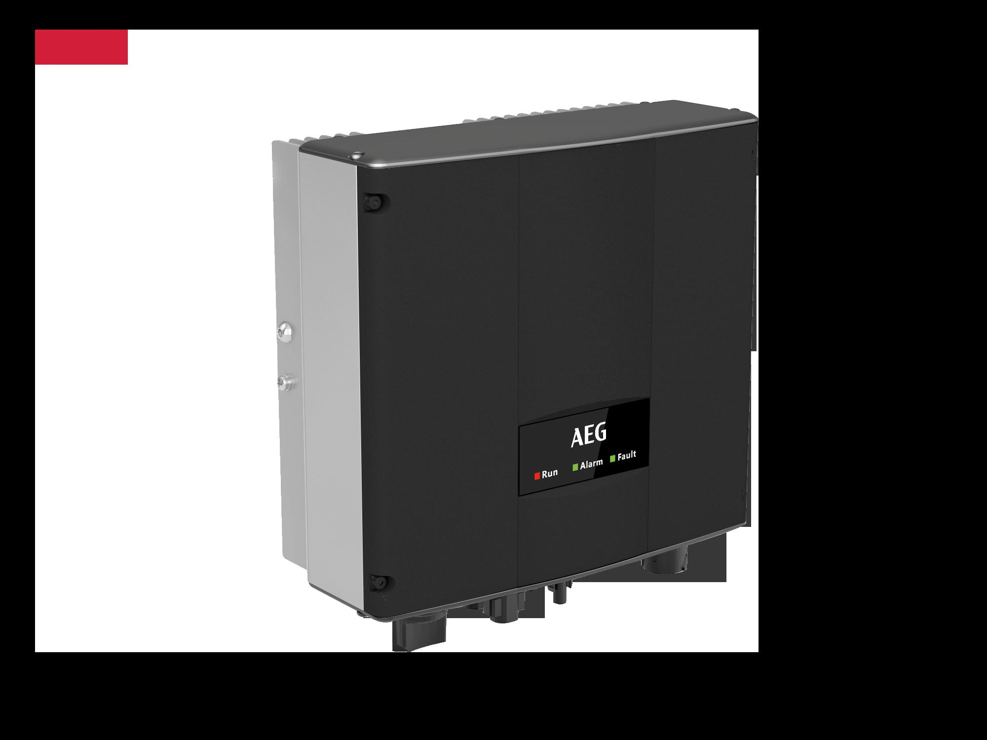 AEG Wechselrichter 2