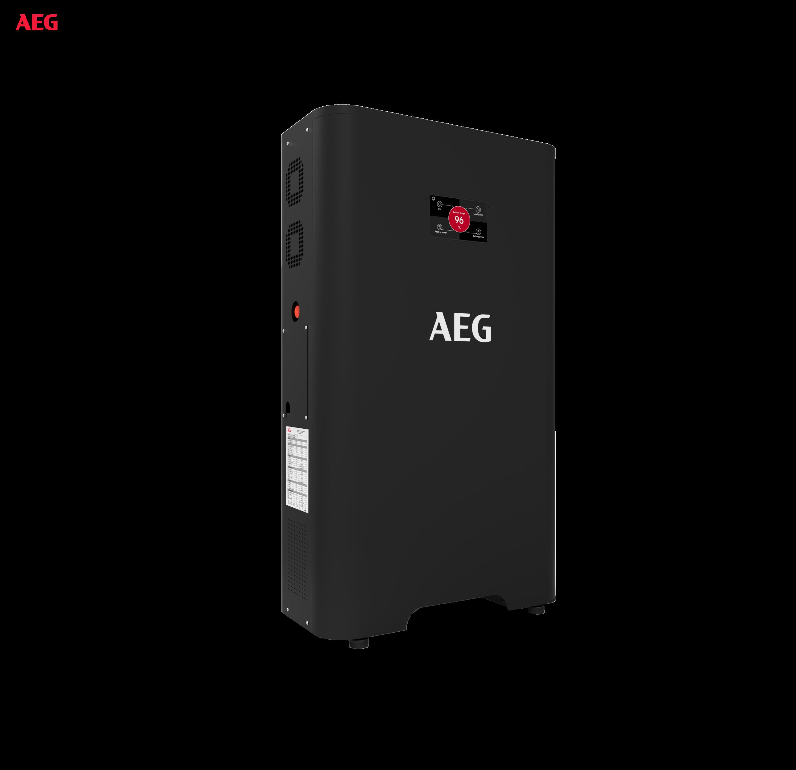 Aeg Storage Unit As Bsl1 4000 L Logo Transparent