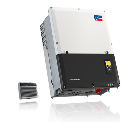 Sma Sunny Highpower 75 Inverter Manager