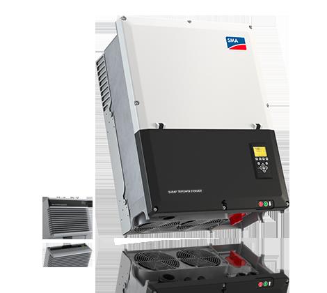 Sunny Tripower Storage 60 Inverter Manager