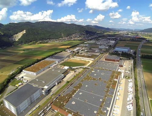 Largest Swiss Solar Power Plant Is on Public Power Grid