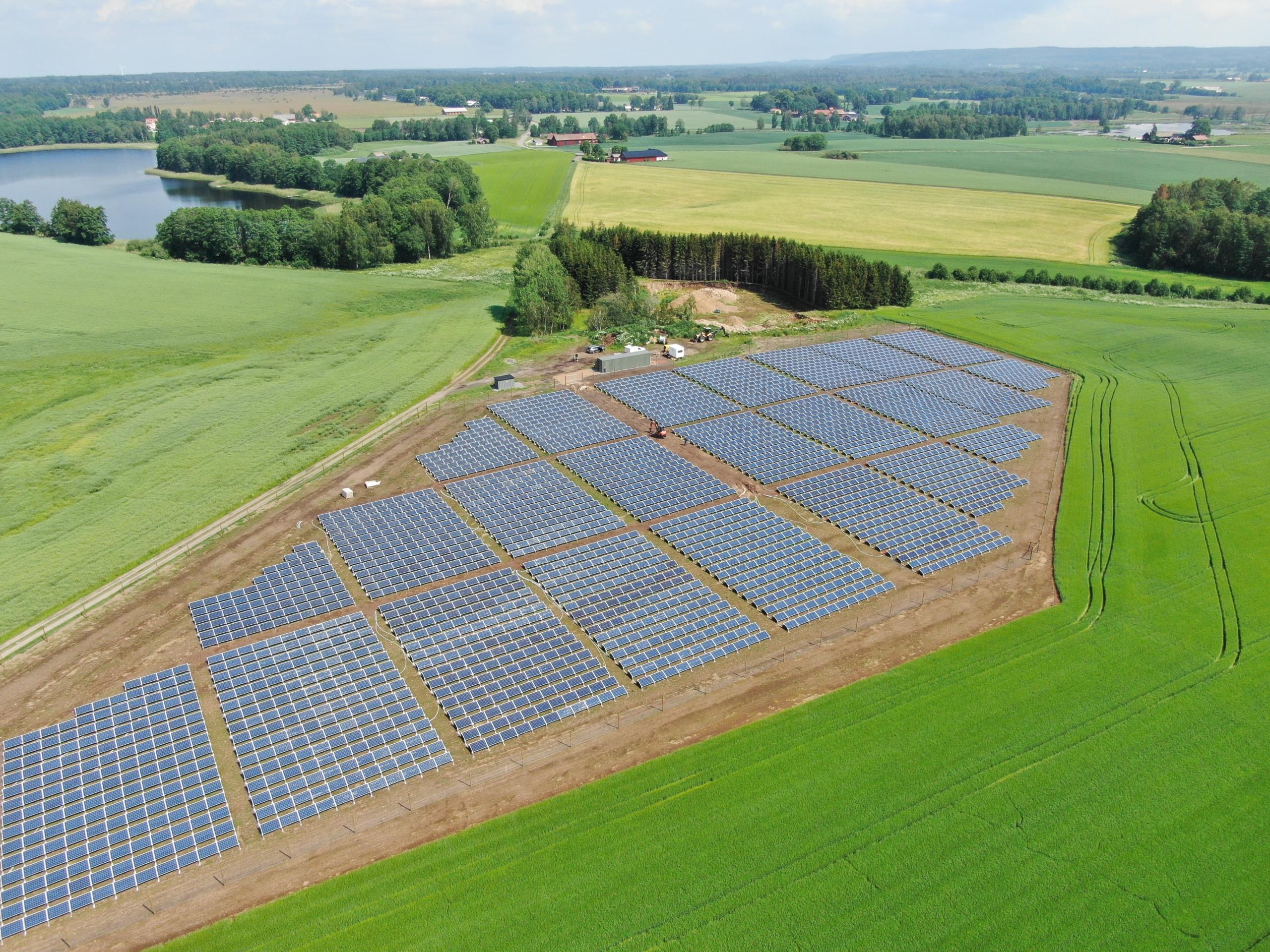 Solenergi Sverige AB 1