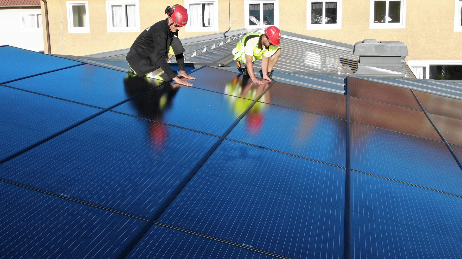 Solenergi Sverige 5