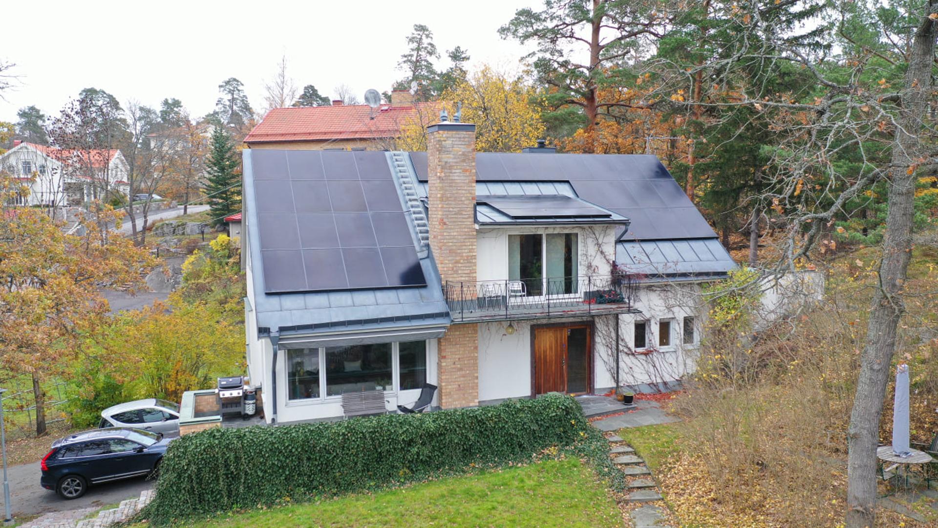 Residential house Sweden 3