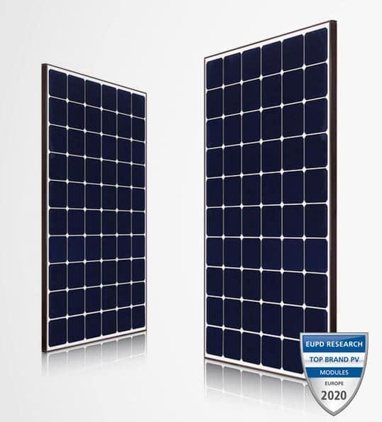 LG Panneaux solaires 2