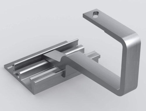 The new TRI-STAND roof hook BASIC has arrived