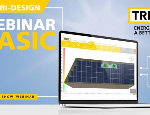 TRI-DESIGN Basic Training – Webinar