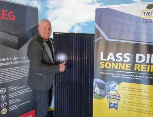 Neuer Vertriebspartner: Solarzentrum-Mittelhessen GmbH