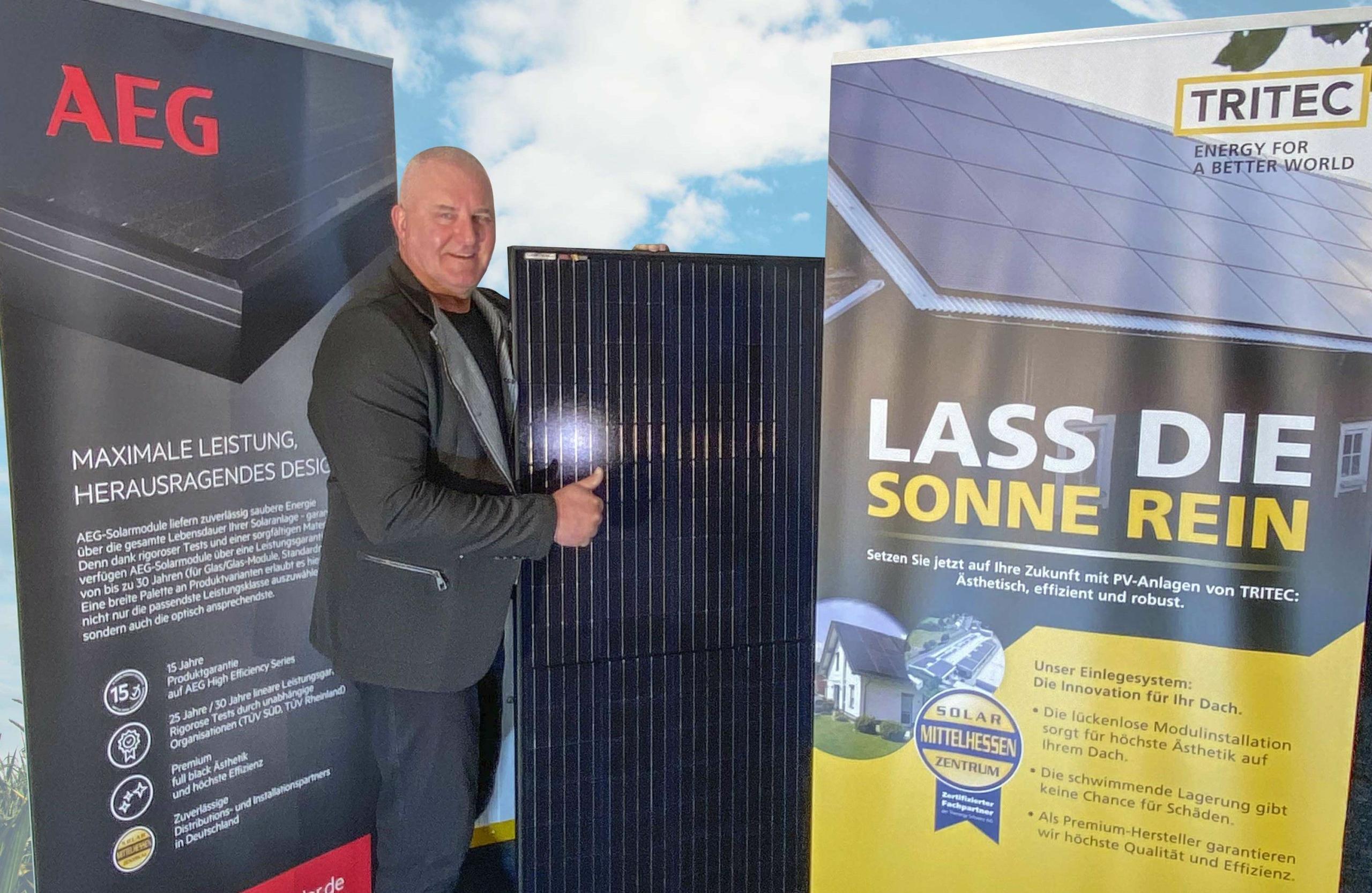 Neuer Vertriebspartner: Solarzentrum-Mittelhessen GmbH 1