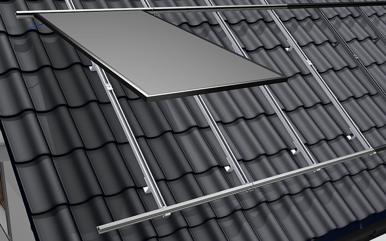 Vorteile PV-Einlegesystem: Die bessere Wahl für Photovoltaikanlagen 14