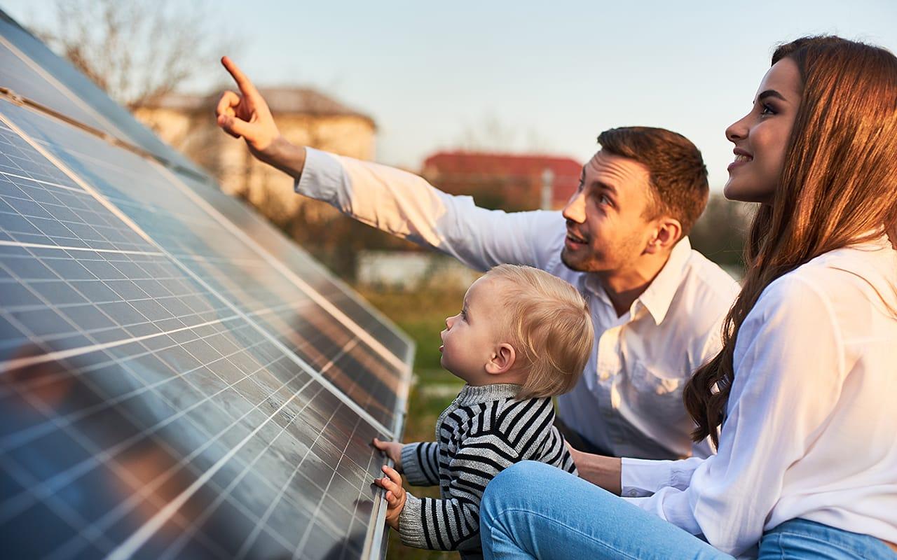 Wie funktioniert Photovoltaik? 12