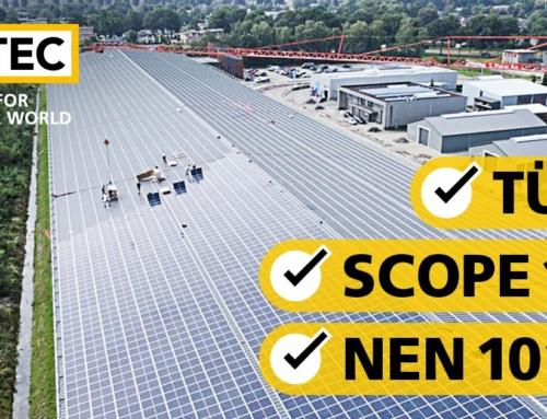 Uw fotovoltaïsch systeem – Geen compromissen op het gebied van materiaal, planning en installatie
