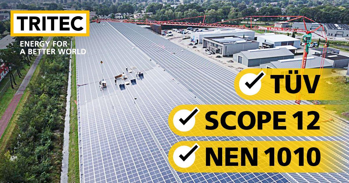Uw fotovoltaïsch systeem - Geen compromissen op het gebied van materiaal, planning en installatie 2